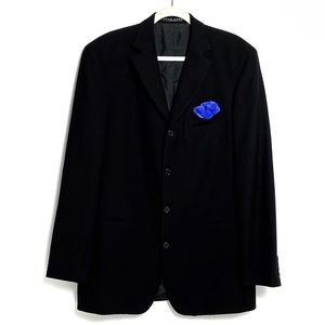 Hugo Boss Sokrates Black Sport Coat Men's 42L